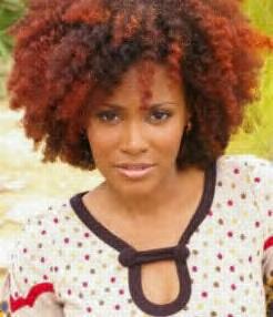 Ebony; The Mother