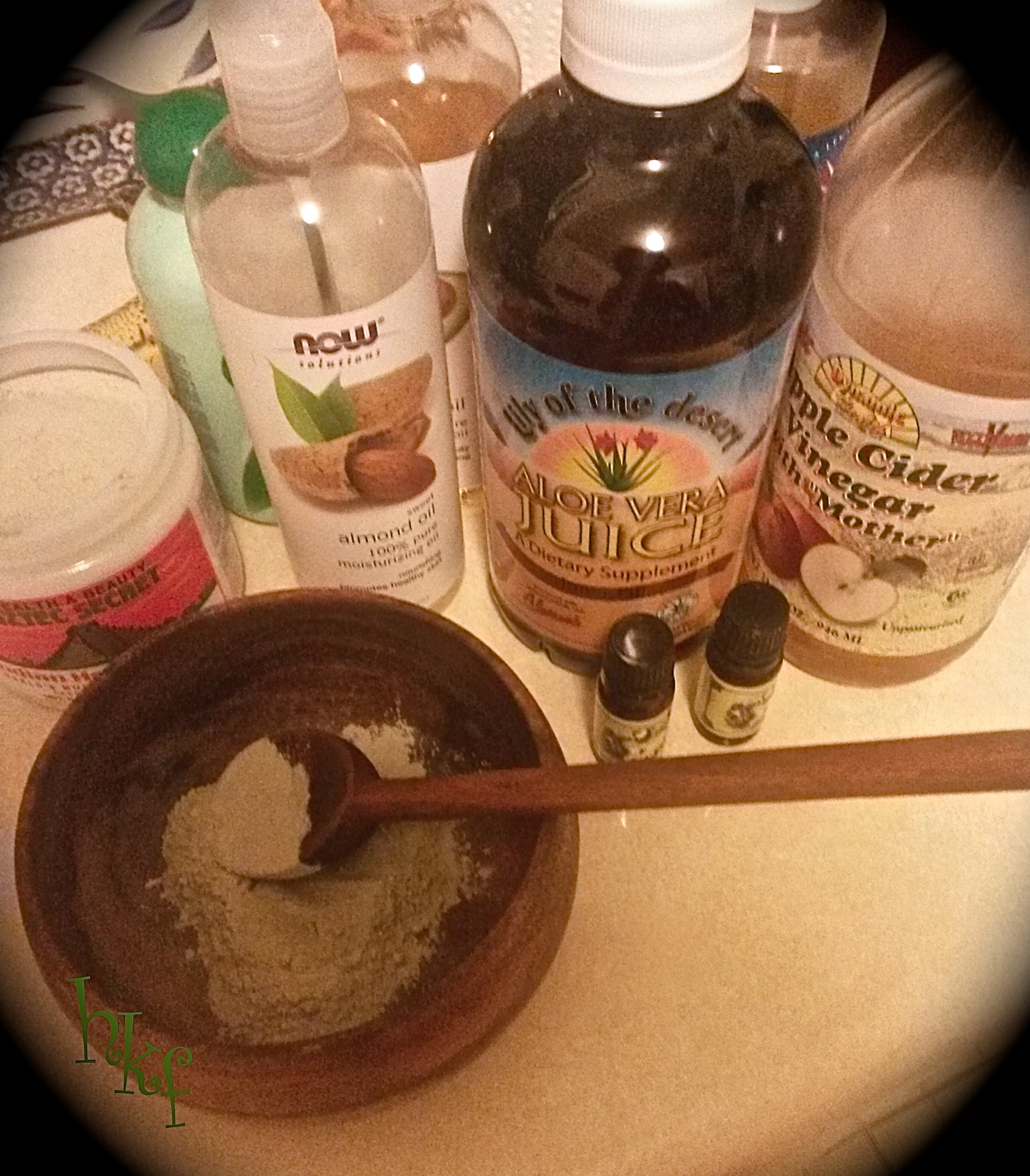 DIY Aloe Vera Mud Wash *Natural Hair* | Happy Kinks Forever's